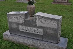 Robert Dalton Barnes, Jr