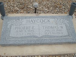 Thomas William Haycock