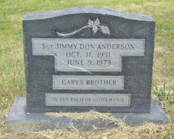Jimmy Don Anderson