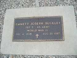 Emmett Joseph Buckley