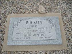 Ellen Madeline Madeline Buckley