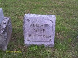 Harriet Adelaide <i>Isenhour</i> Webb