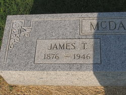 James Thomas McDaniel
