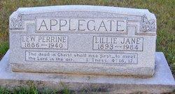 Lillie Jane Applegate