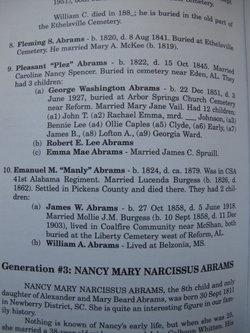 Mary Jane <i>Vail</i> Abrams