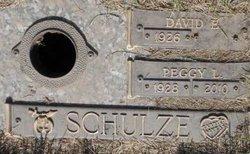 Peggy Lee <i>Hanson</i> Schulze