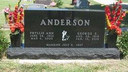 George Swisher Laddie Anderson