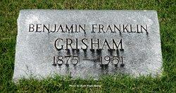 Benjamin Franklin Grisham