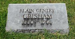 Blain Gentry Grisham