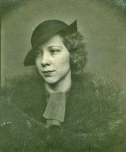 Irene Elizabeth <i>Coble</i> Fry