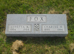 Charles Moscow Fox