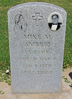 Mike M. Ambriz