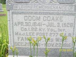 Fanney F. <i>McKinney</i> Coake