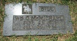 William O McMichael