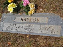 Carey Baylor
