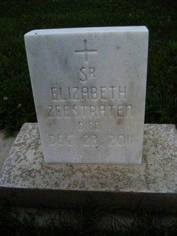 Sr Elizabeth Zeestraten