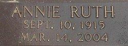 Annie Ruth <i>Graham</i> Beacham
