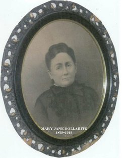 Mary Jane <i>Dollahite</i> Ezzell