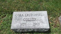 Cora Belle <i>Crutchfield</i> Collier