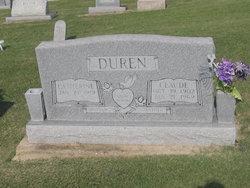Claude Junius Duren