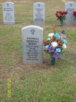 Sgt Maj Thomas Morgan Berry