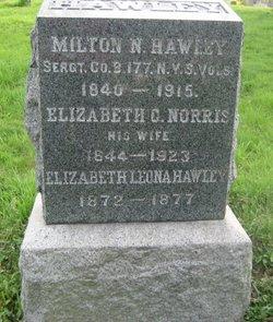 Elizabeth C. <i>Norris</i> Hawley