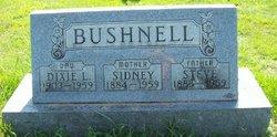 Lucy Dixie <i>Bushnell</i> Barnett
