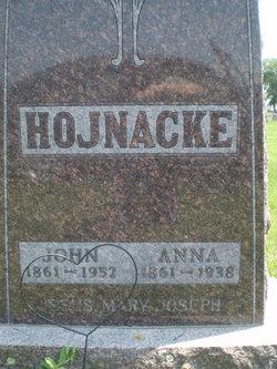 Anna <i>Thomas</i> Hojnacke