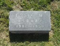 Essie Myra <i>McCartney</i> Asbury