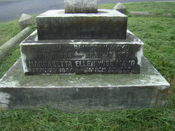 Margaretta Ellen Nene <i>Wise</i> Mayo