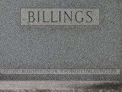 Mary E <i>Gale</i> Billings