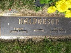 Bernard Eugene Halverson
