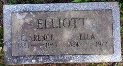 Ella Mosher <i>Alger</i> Elliott