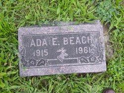 Ada E Beach