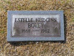 Martha Estelle <i>Hudgins</i> Boley