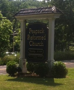 Peapack Reformed Church Cemetery