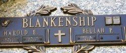 Harold E Blankenship