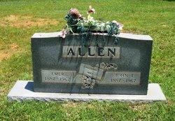 Emma Emer Allen