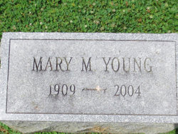 Mary D <i>Morton</i> Young