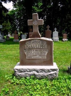 Ida Eleanor <i>Moss</i> McAuliffe