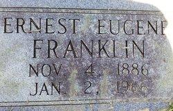 Ernest Eugene Franklin