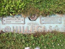 Savilla Mae <i>Baumgardner</i> Hillegas