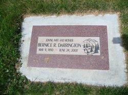 Bernice Ruth Byrni <i>Bourland</i> Darrington