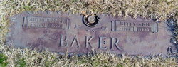 Betty Ann <i>Robinson</i> Baker
