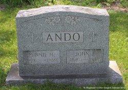 Minnie M. Ando