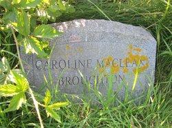 Caroline M. Broughton