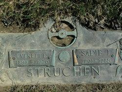Sadie I <i>Miller</i> Struchen