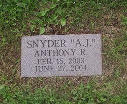 Anthony R. A.J. Snyder