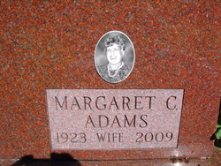 Margaret C. Adams