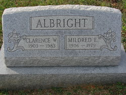 Clarence W Albright